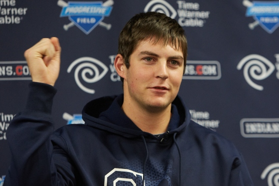 Newly acquired Trevor Bauer and the Cleveland Indians look to make strides in 2013