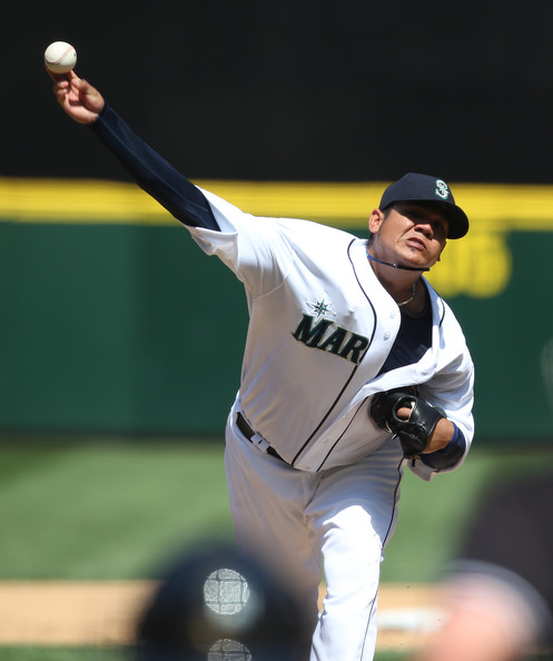 Felix Hernandez will, presumably, be a Seattle Mariner until 2021