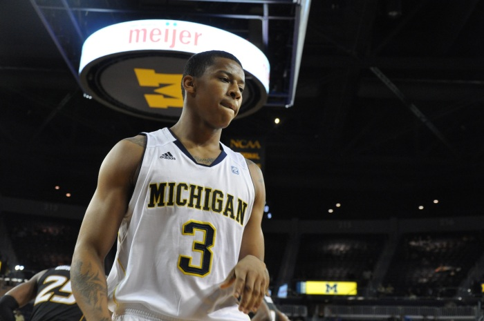 Trey Burke of Michigan
