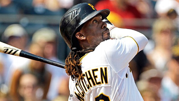 McCutchen hit .446 in July and had an OPS of .861 in September/October