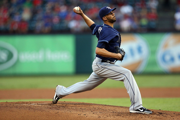 David Price and the Tampa Bay Rays are my favorites to win the AL East