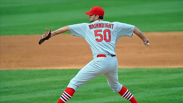Adam Wainwright, who signed a 5-year, $97.5 million contract extension, will look to put the Cardinals back atop the division in 2013