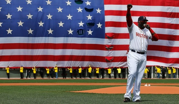 David Ortiz was beloved before, but his speech post-marathon attacks made it that much greater