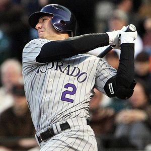 Troy Tulowitzki gray