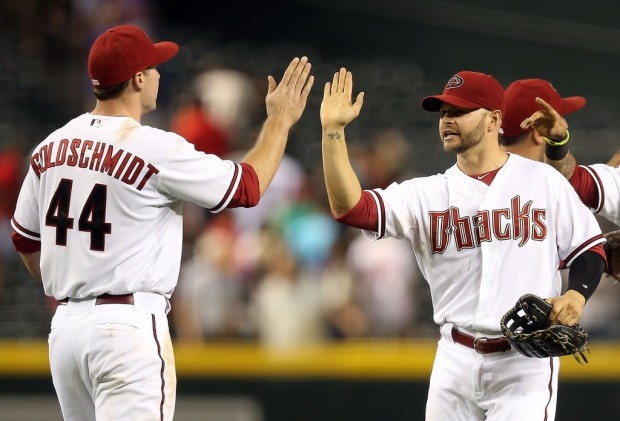 Paul Goldschmidt a budding star in Arizona? Try all of baseball (Christian Petersen/Getty Images North America)