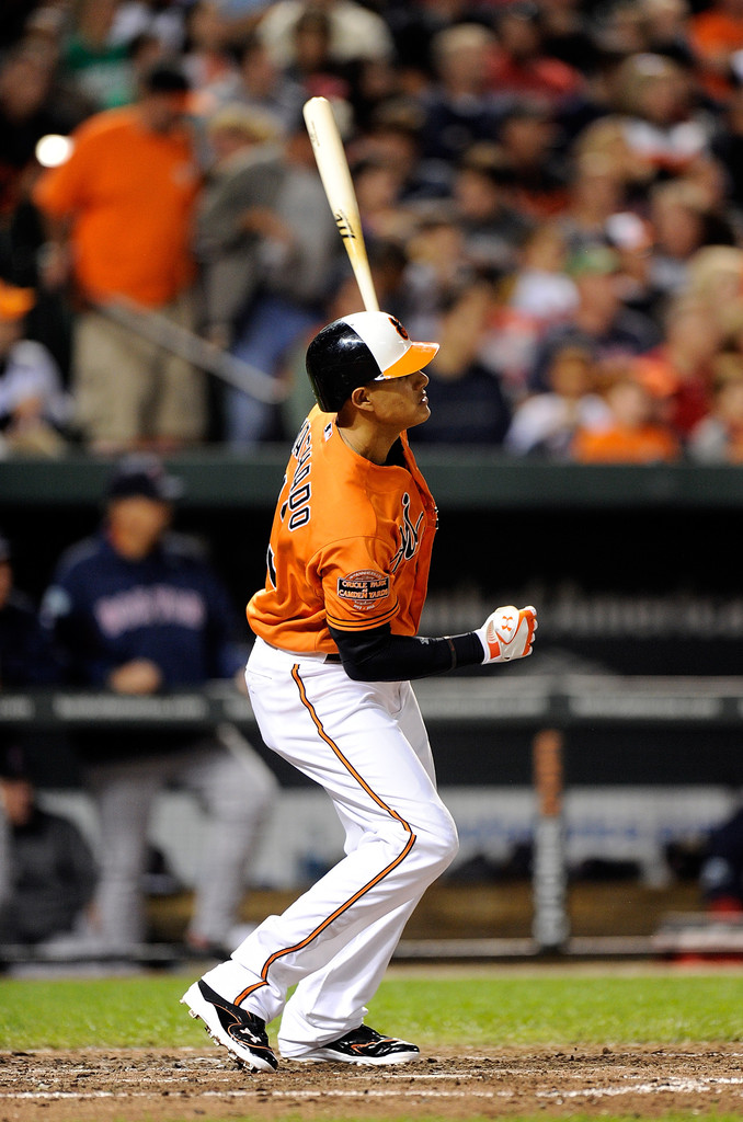 Spectacular defensively and producing offensively, the Orioles have a superstar in Manny Machado