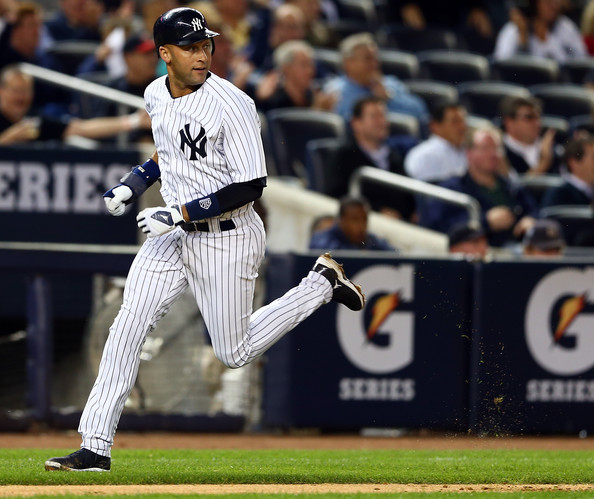 Derek Jeter could provide a boost to someones fantasy roster down the stretch