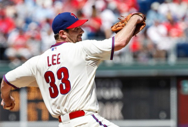 Cliff Lee was a hot deadline commodity in 2009 and 2010, could he be dealt in 2013 as well?