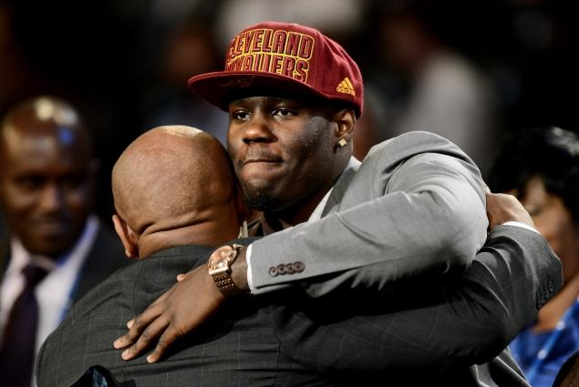 The Cleveland Cavaliers shocked everyone when they took UNLV forward Anthony Bennett number one overall