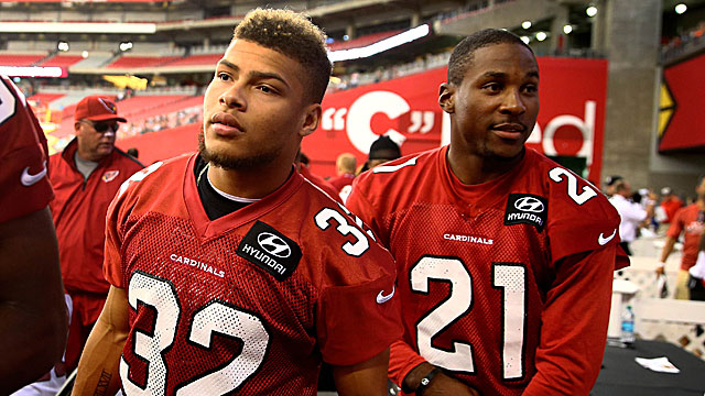 Tyrann Mathieu and Patrick Peterson have made me a believer in the 2013 Arizona Cardinals defense