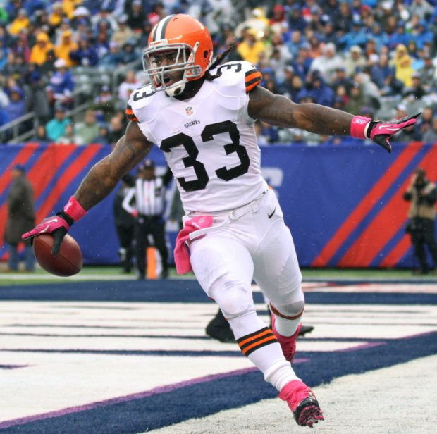 Trent Richardson should thrive in Indianapolis' offense