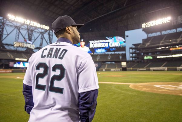 Robinson Cano (27 HR, 107 RBI, .314 BA, .383 OBP) looks to change the Mariners fortunes