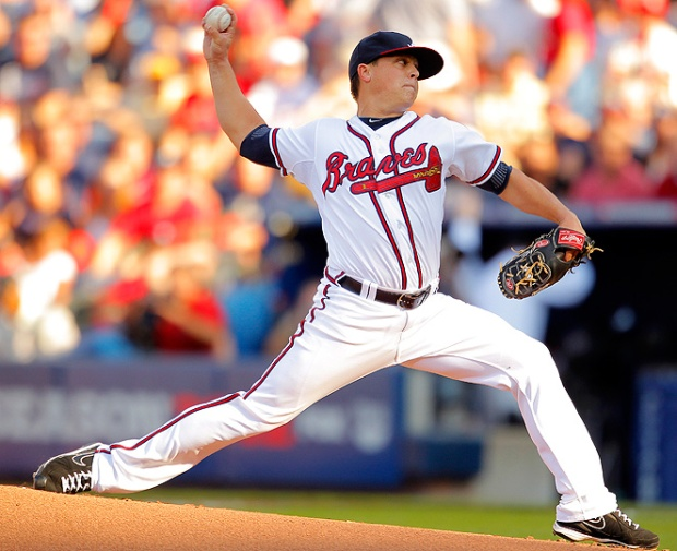Kris Medlen (15-12, 3.11 ERA in 2013) could be facing his second Tommy John Surgery in four years