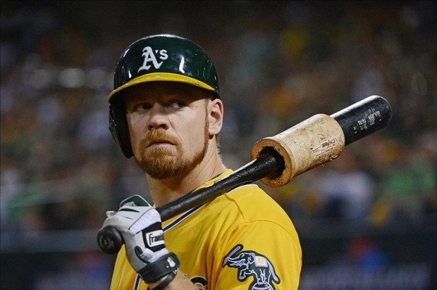 Brandon Moss (30/87/.256) has produced big since 2012. The Athletics will need him to do so again in '14