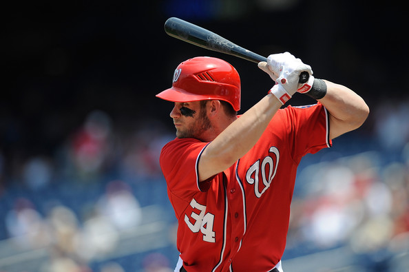 If the Nationals have any shot in '14, Bryce Harper needs to play 145 or more games