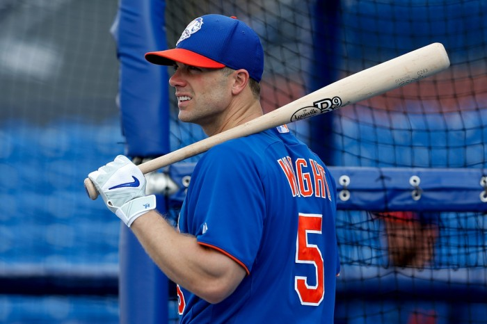 David Wright thinks the Mets can win 90 games in 2014