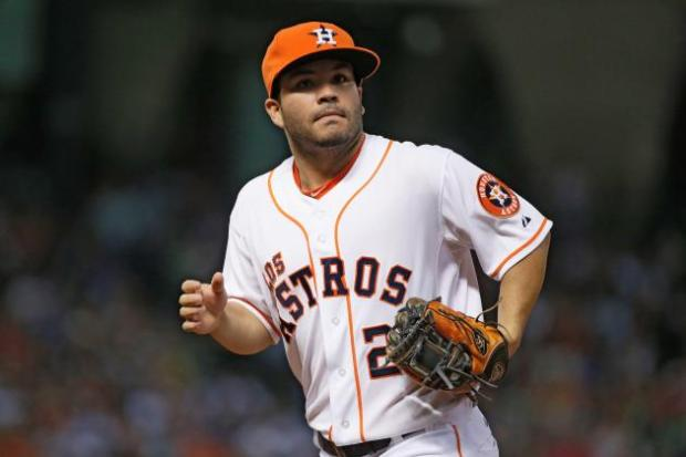 Jose Altuve was an All-Star in 2012 and has averaged 34 SB and a .286 average the last two seasons