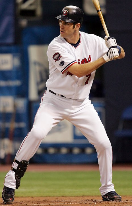 Joe Mauer will move to first base full time in 2014 and take his career 91 HR and .328 BA as a catcher with him