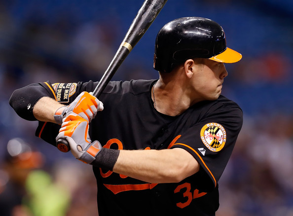 Matt Wieters and the Orioles have a tough hill to climb to topple the three-headed monster that is the Yankees, Red Sox, and Rays