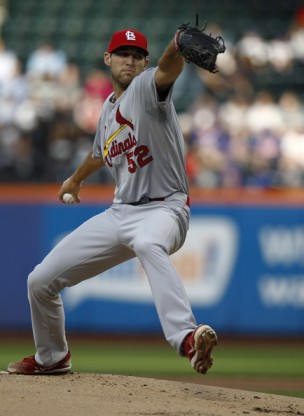 Excitement is high in St. Louis with NLCS MVP Michael Wacha primed for a huge year.