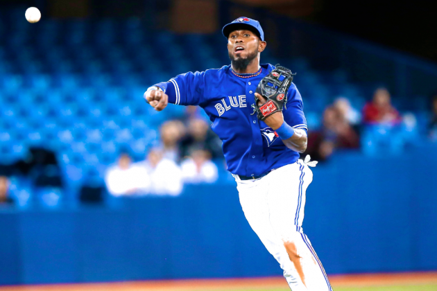 The key to a successful season in Toronto? A healthy Jose Reyes (among other things)