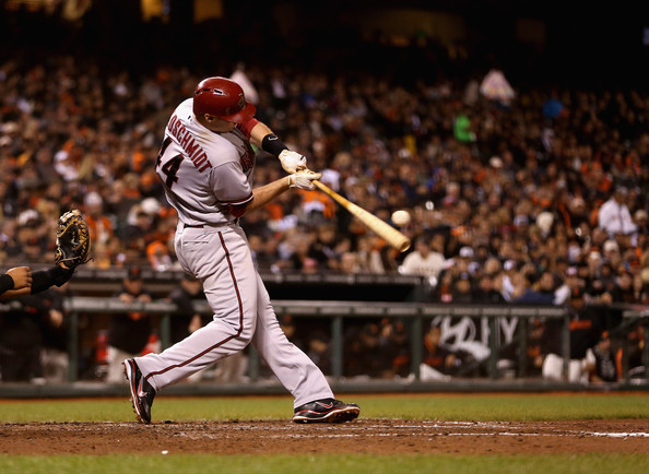 Paul Goldschmidt (36 HR, 125 RBI, .302 BA, .401 OBP, 160 OPS+) had his breakout party in 2013. He'll need to do just as much to help the Diamondbacks keep pace out West
