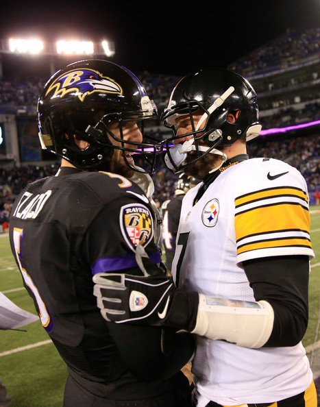 Joe Flacco and Ben Roesthlisberger both own Super Bowl rings, but didn't get much top-10 love in the rankings