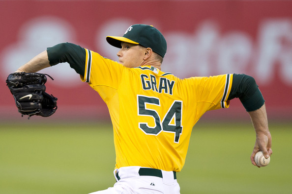 Sonny Gray (9-3, 2.97 ERA, 103 K's) is the best pitcher on the best team in baseball (Jason O. Watson/Getty Images North America)