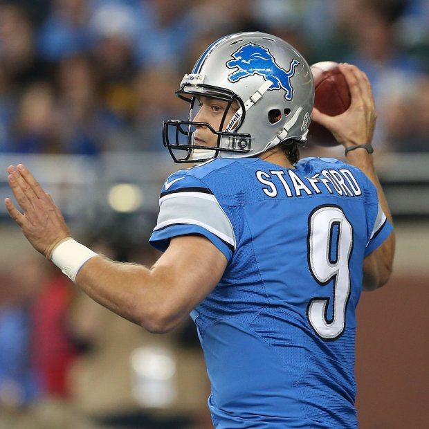 Jekyll and Hyde?: Games 1-8: Stafford's numbers were 2,617 yards, 16 TD's, 6 INT's and a 94.7 rating. Games 9-16: 2,033 yards, 13 TD's, 13 INT's and a 72.1 rating