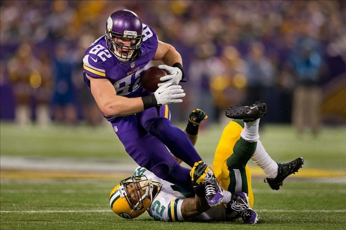 The Norv Turner Effect?: Since 2007 tight ends in Turner's offense have averaged 65 catches, 837 yards, and 8 touchdowns