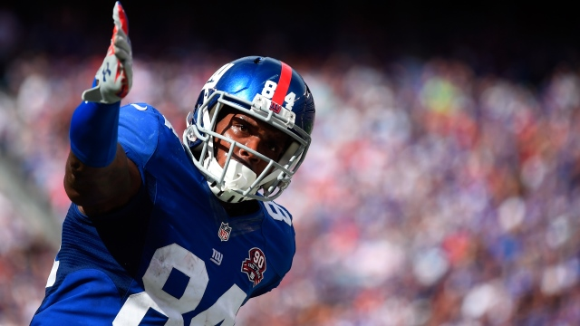 New York Giants Tight End Larry Donnell (12 receptions, 137 yards, TD) has become a key cog in the passing game