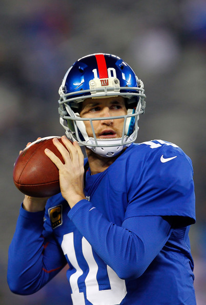 Ben McAdoo has Eli Manning (974 yards, 9 TD's, 66.9% completion) and Co. playing at an elite level. Should you believe it?