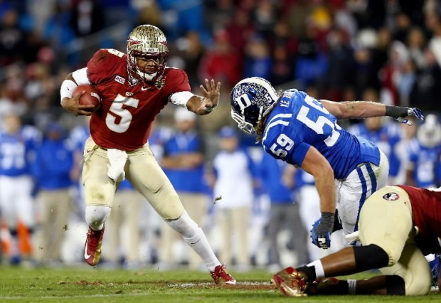 Winton's discipline issues at Florida State have put his playing future in jeopardy