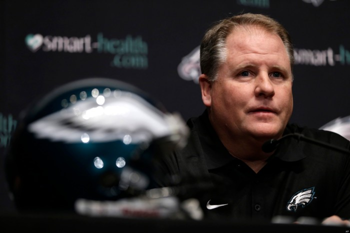 A closer look at the Eagles moves show Chip Kelly might have a pretty good idea of what he's doing reconstructing the Eagles.