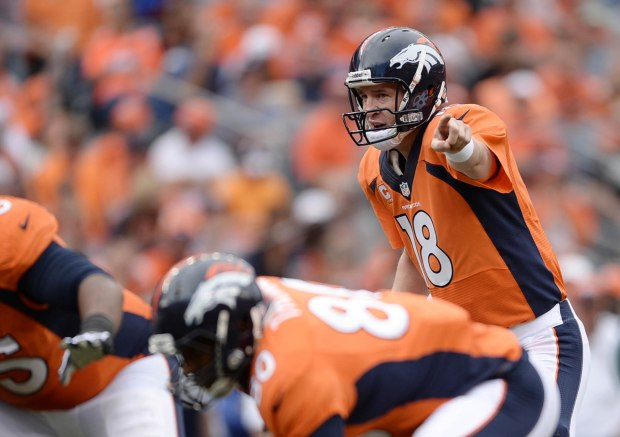 Peyton Manning has averaged 613 pass attempts per season since he signed with the Broncos after the 2011 season. Will a dramatic offensive philosophy shift under new head coach Gary Kubiak cause a conflict?