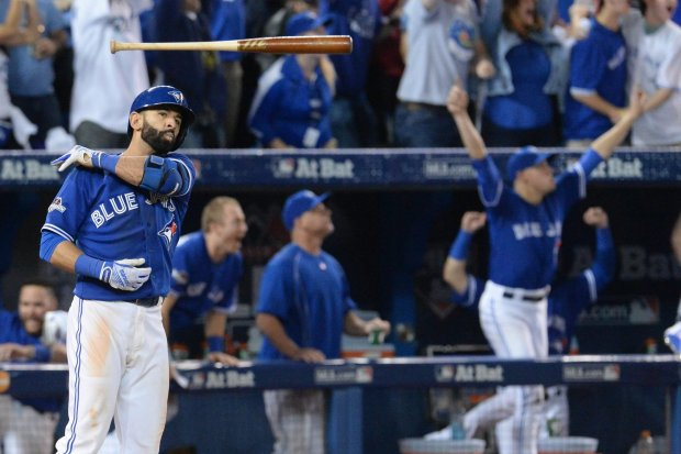 When a bat flip turns into an attack on how you play the game there's a problem (Photo via @JoeyBats19 Instagram)