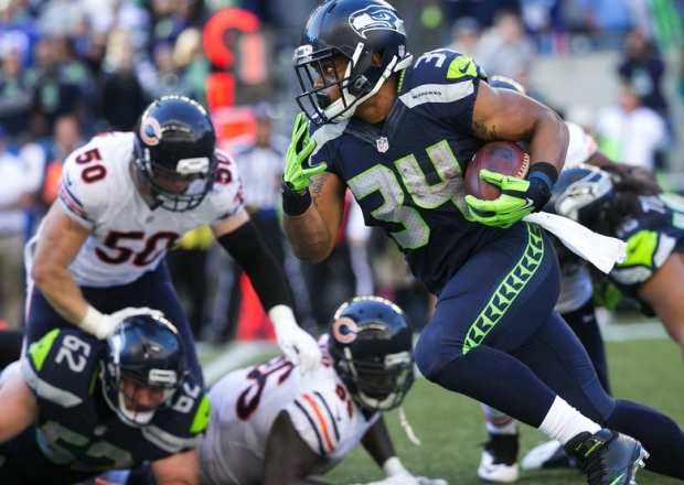 Seattle Seahawks vs. Chicago Bears NFL Football