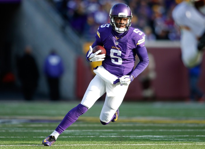 NFL: Washington Redskins at Minnesota Vikings